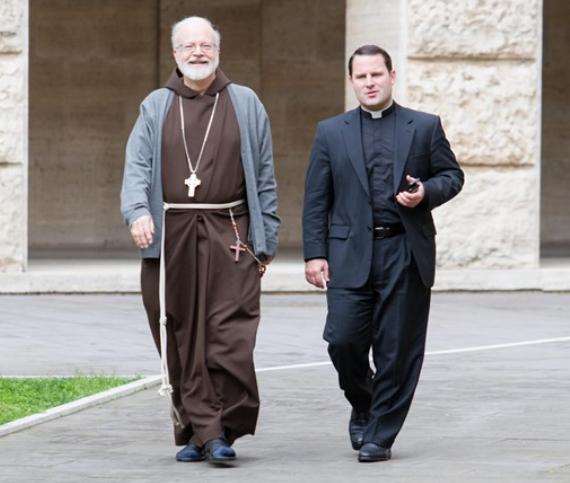 Father Jonathon Gaspar Portrait