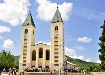 St. James Church in Medjugorja