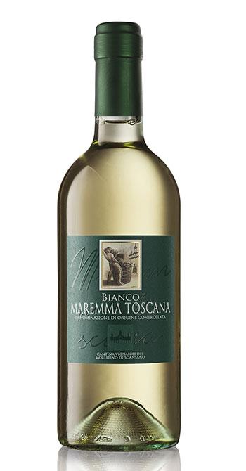 Maremma Toscana Doc Bianco Cantina del Morellino