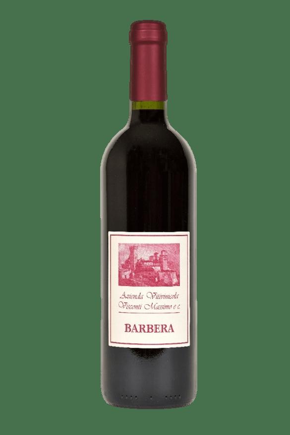 Bottiglia di Barbera di Cantina Visconti