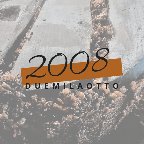 Annate del Vin Santo di Vigoleno - annata 2008
