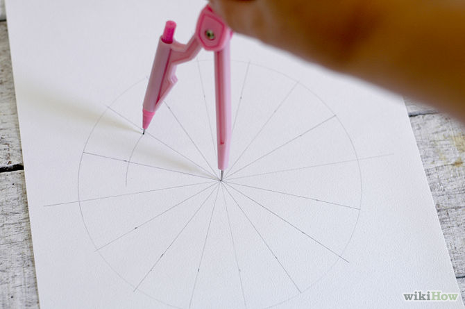 670px-Draw-a-Compass-Rose-Step-6