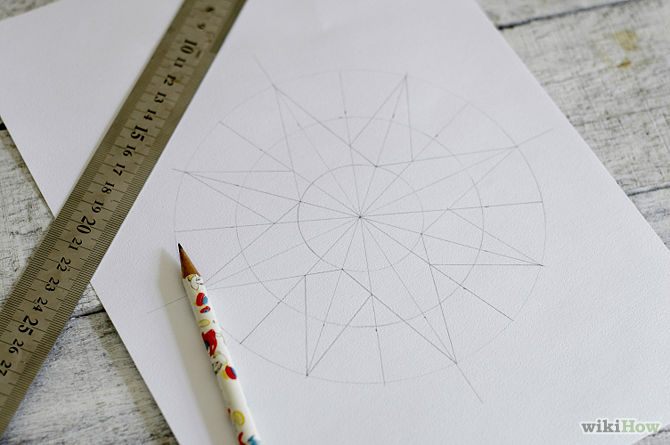 670px-Draw-a-Compass-Rose-Step-9