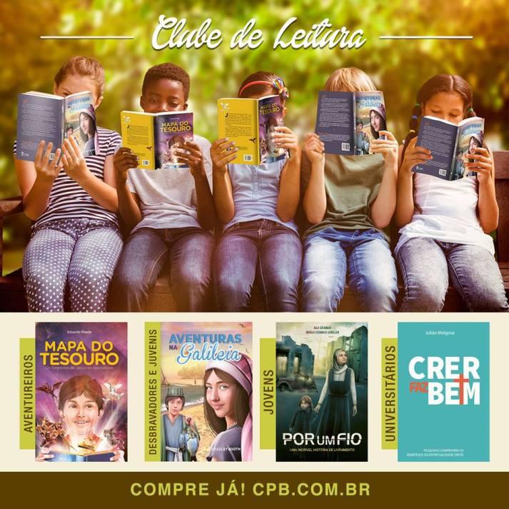 Clube de Leitura 2016