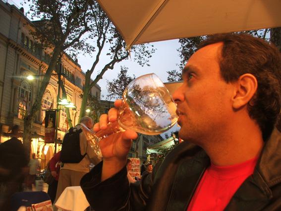 Barcelona Pipo sangria