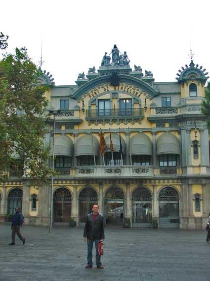 Barcelona-Porto