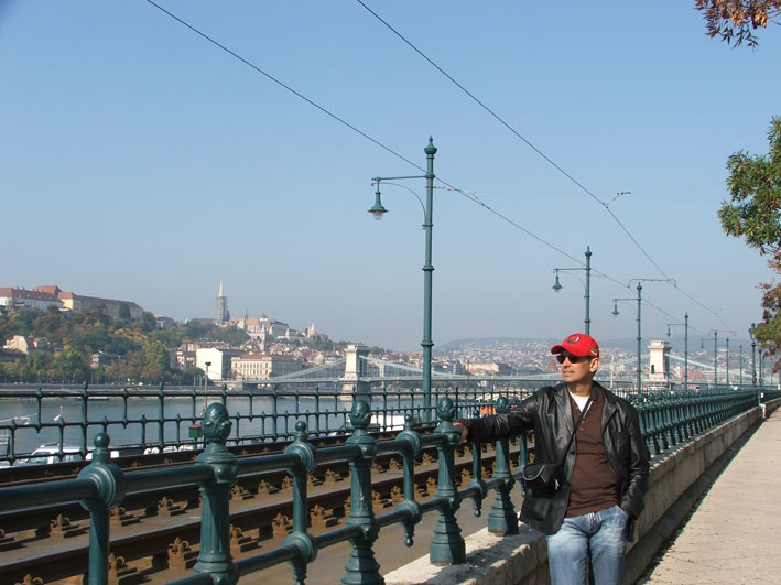 Budapeste-trilhos