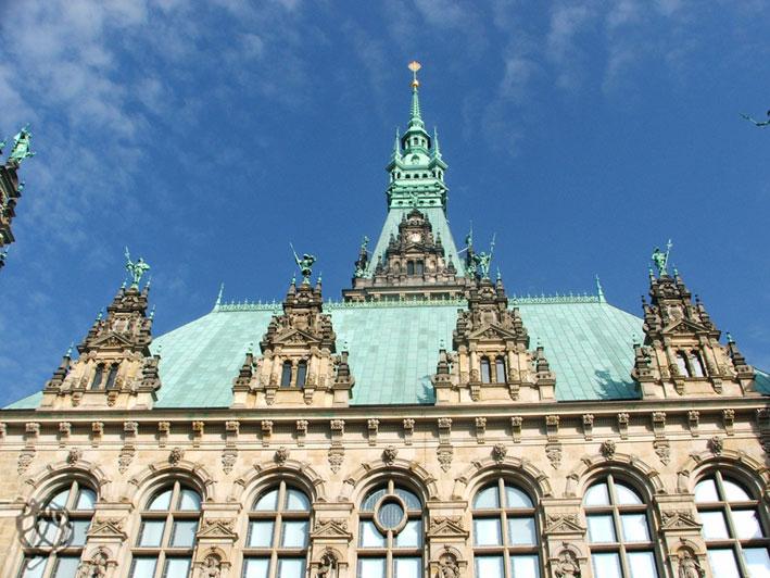 Rathaus-Hamburgo