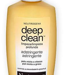 Deep Clean Neutrogena