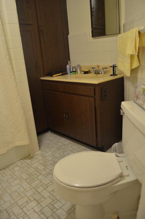 Apartamento em New York banheiro