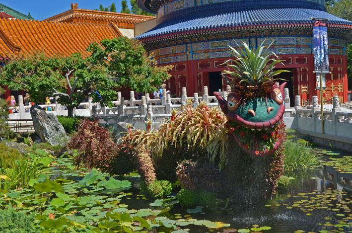 Epcot-Flower-and-Garden-Festival-dragao