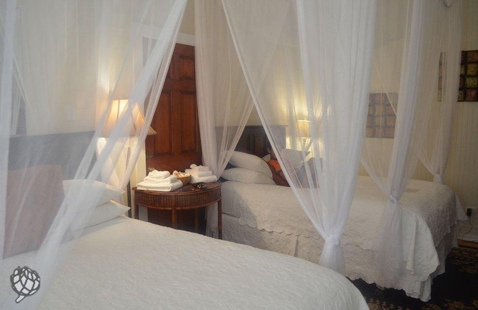 Nosso hotel em Key West, um bed & breakfast ótimo