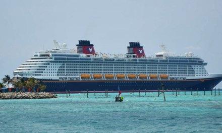 Disney Dream – uma viagem dos sonhos – a chegada