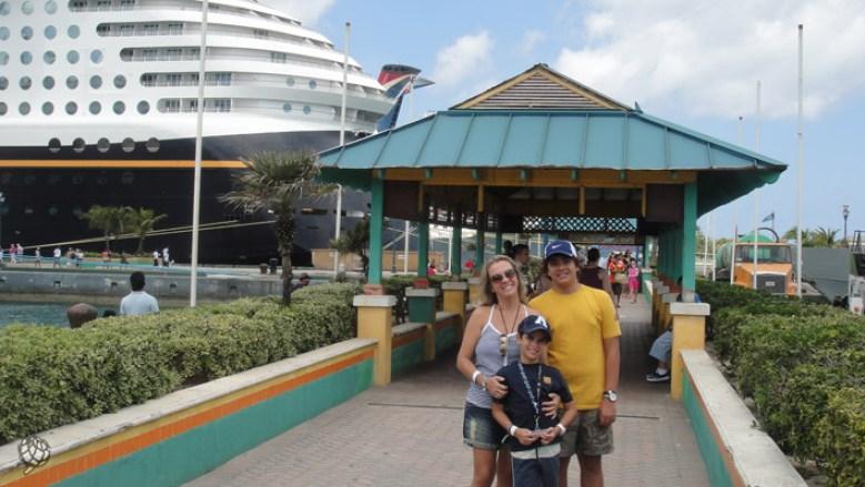 Eu e meninos portal Bahamas