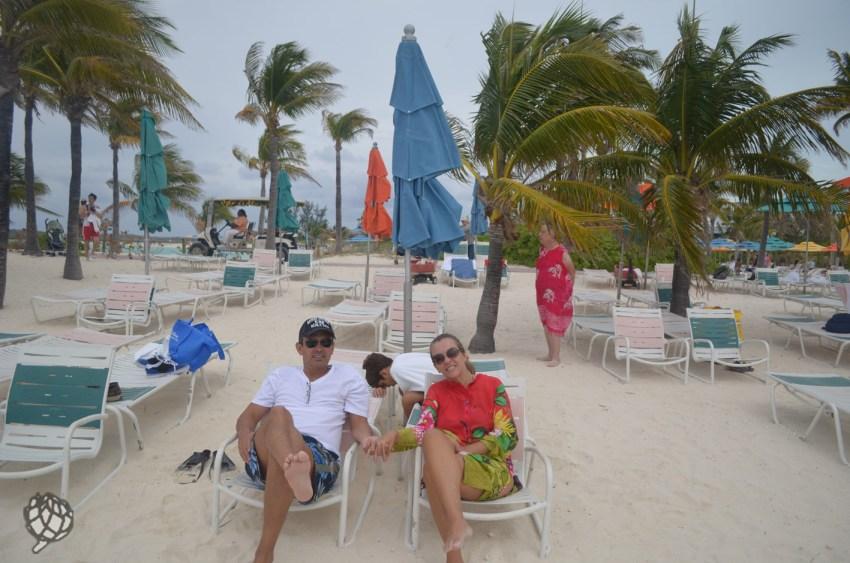 Castaway Cay eu e Pipo