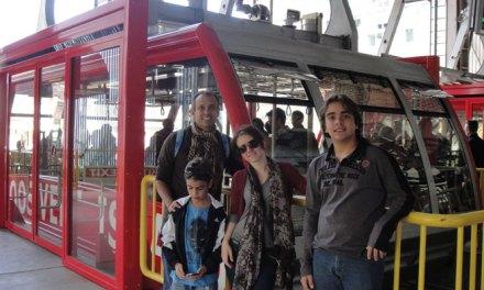 O Tramway em New York
