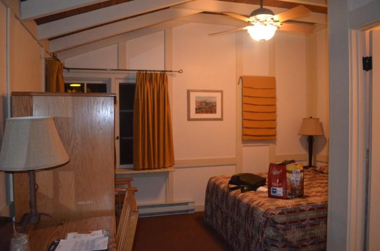Hotel no Grand Canyon
