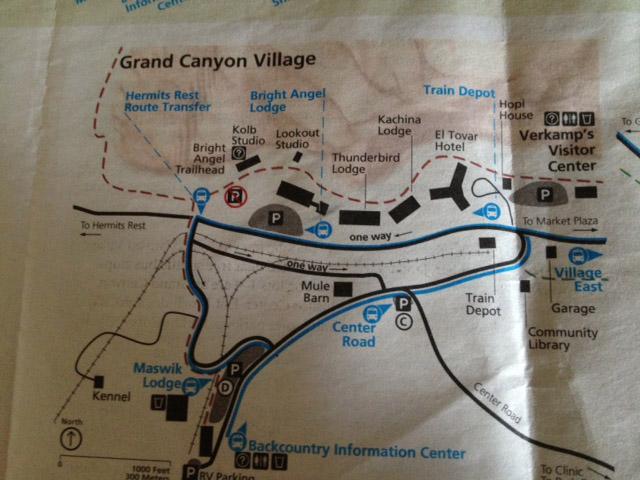 mapa GC2