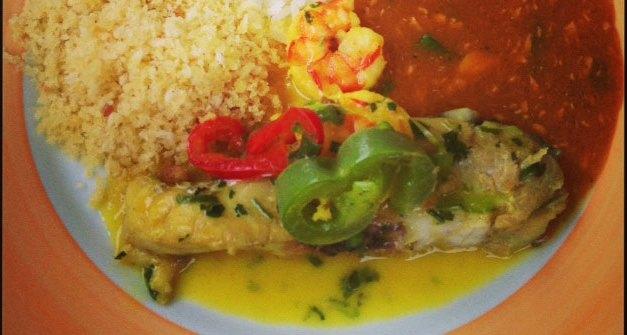 Nossas refeições em Fernando de Noronha