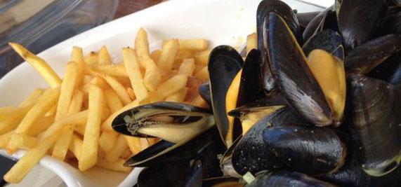 Viagens gastronômicas – Moules-Frites