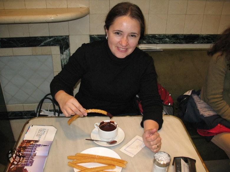 Adriana churros