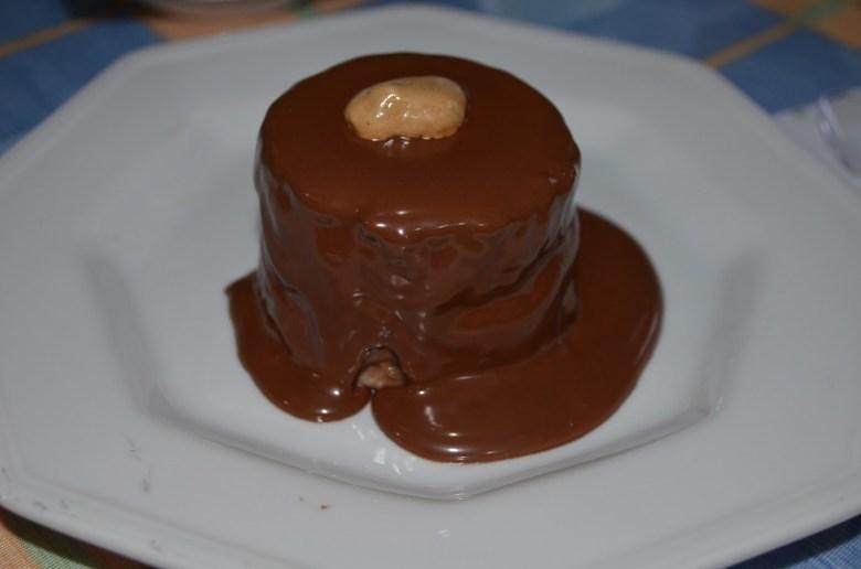 Bolo sete colinas chocolate