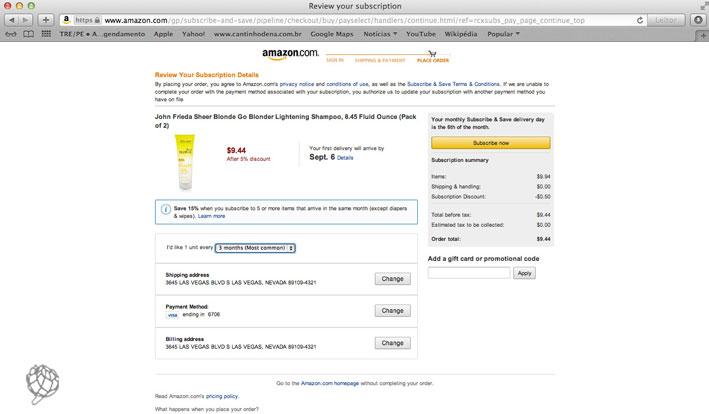 tela-Amazon-confirmação-de-compra