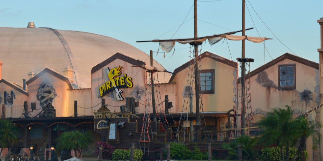 Pirate's Dinner Adventure em Orlando – Dinner Show