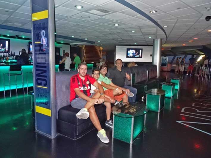 Stratosphere-em-Las-Vegas-bar