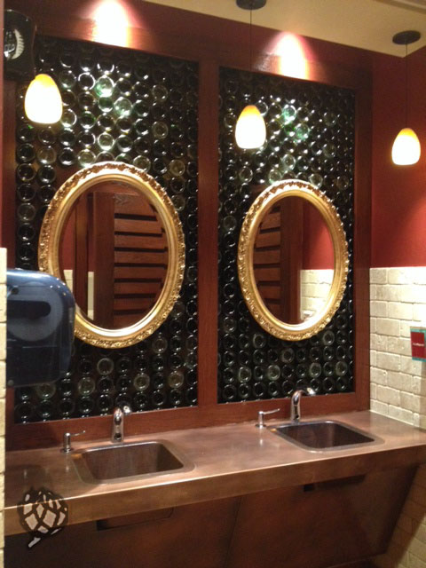 banheiro Carmines