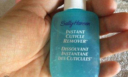 Instant Cuticle Remover, meu novo queridinho