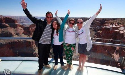 Como ir ao Grand Canyon West: ônibus ou helicóptero