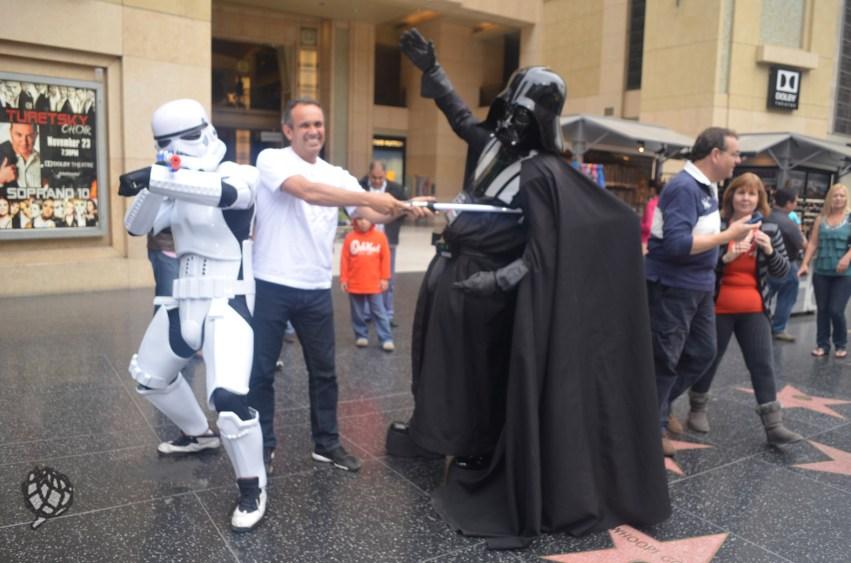 Los Angeles Ricardo Star Wars