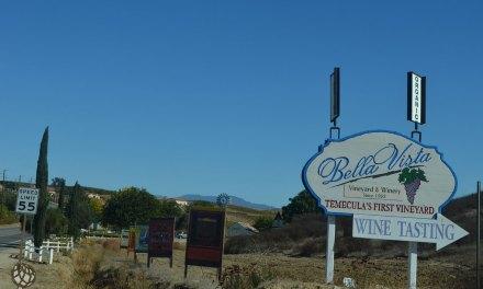 Conhecendo uma vinícola em Temecula Valley