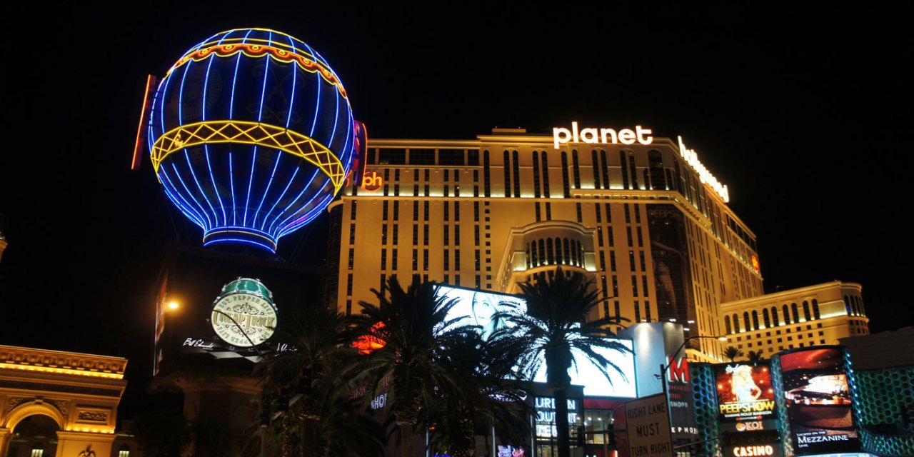 Planet Hollywood em Las Vegas – hotel nota 10