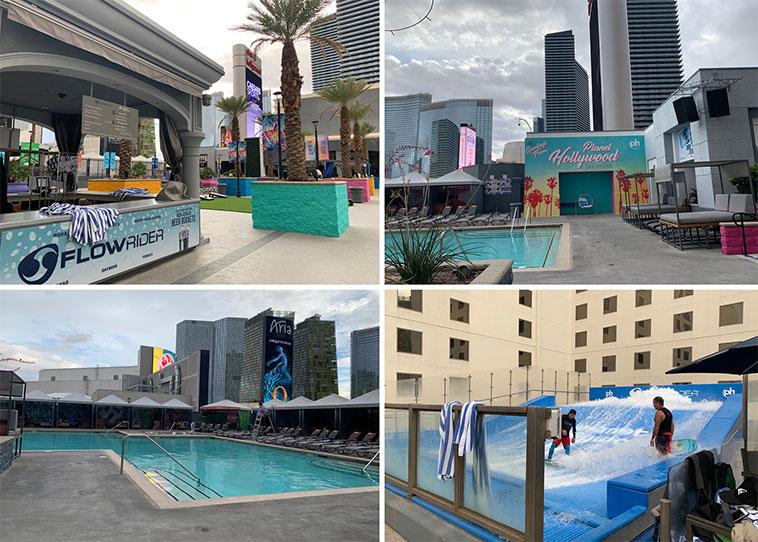 Planet Hollywood Hotel em Las Vegas