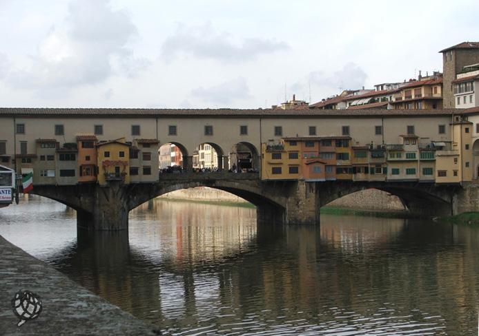 Perrengue em Florença