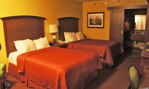 Lista de hotéis nos Estados Unidos onde já nos hospedamos