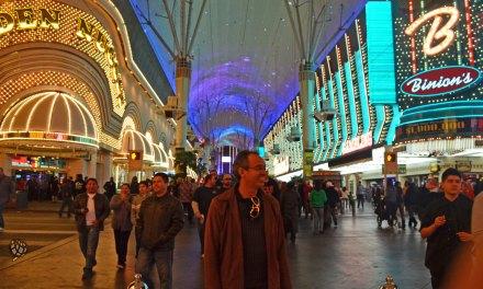 Fremont Experience – Downtown Las Vegas