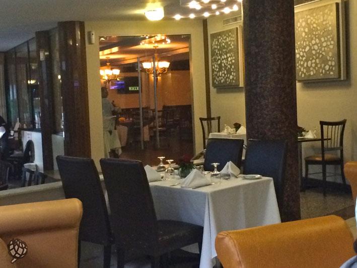 Continental restaurante