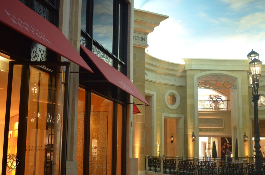Grand Canal Shoppes interior 1