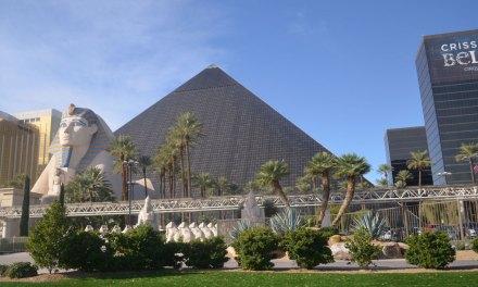 Bodies the Exhibition no Luxor em Las Vegas