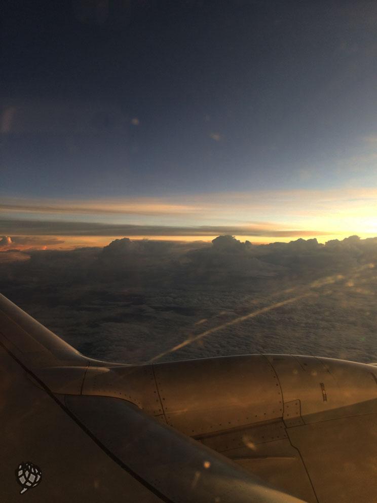 vista aerea viagem Las Vegas