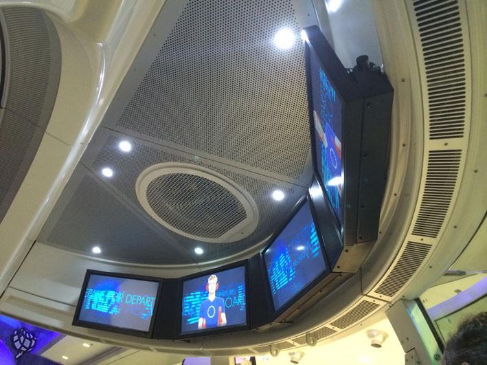 High Roller teto capsula