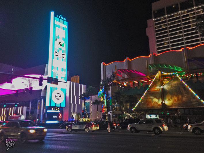 The LINQ, pra nós, o Downtown Disney de Las Vegas