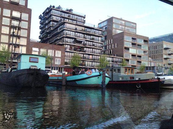 Cruzeiro com jantar em Amsterdam