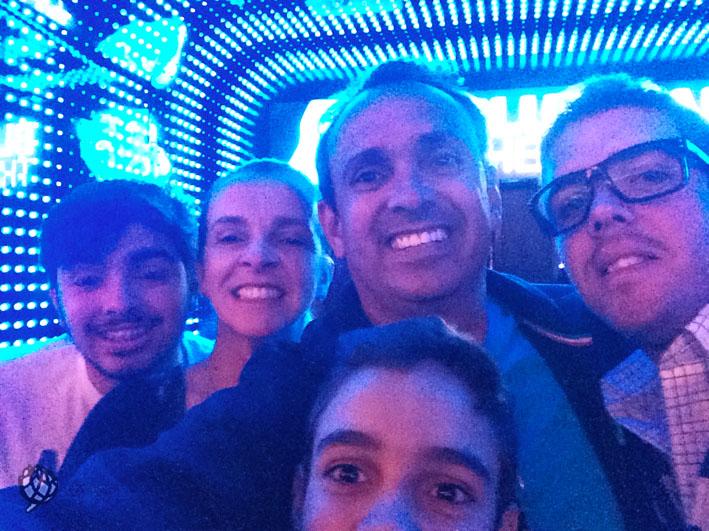 Blue Man Group em Las Vegas – again