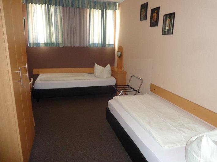 Hotel em Wurzburg quarto1