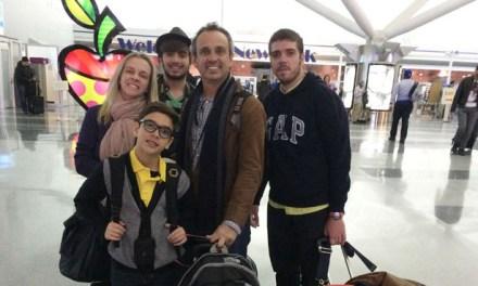 Nossas 5 melhores viagens em família