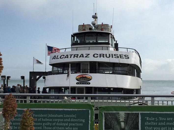 Alcatraz-navio